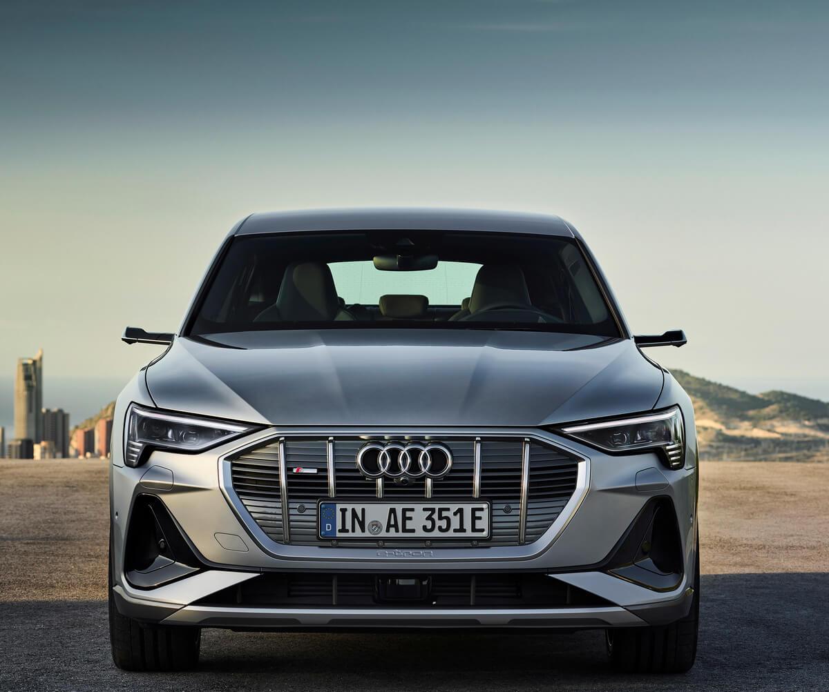 Audi e-tron Sportback 55 quattro S line