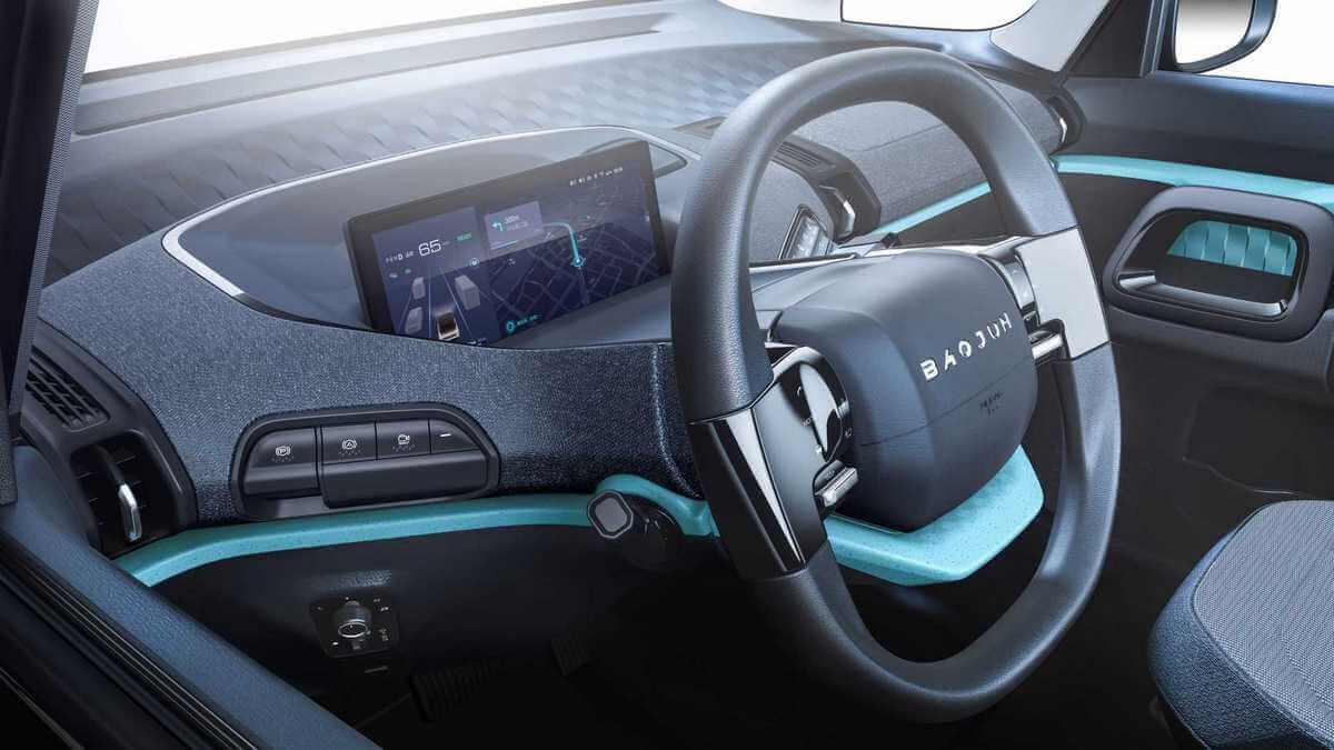Baojun E300 Interior