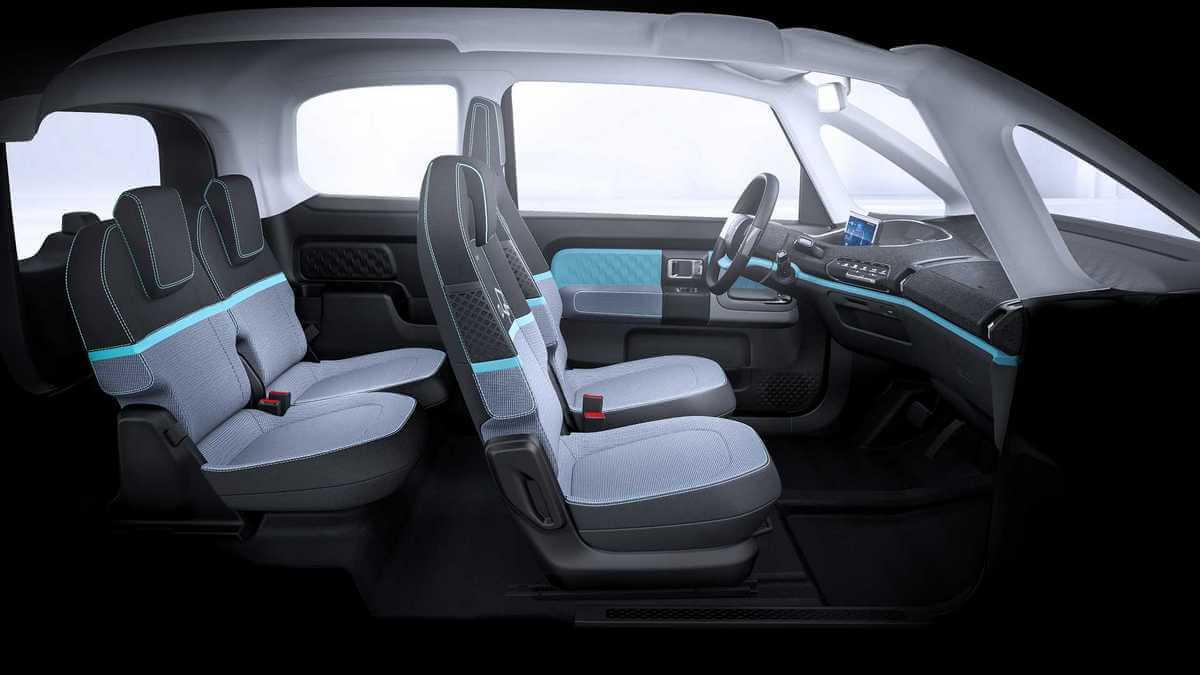 Baojun E300 Plus Interior