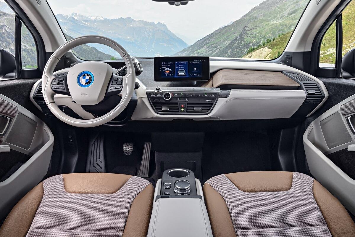 BMW i3 120 Ah Interior