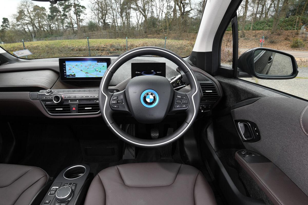 BMW i3 Interior 120 Ah United Kingdom