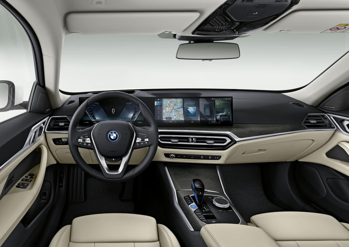 BMW i4 eDrive40 G26 Interior
