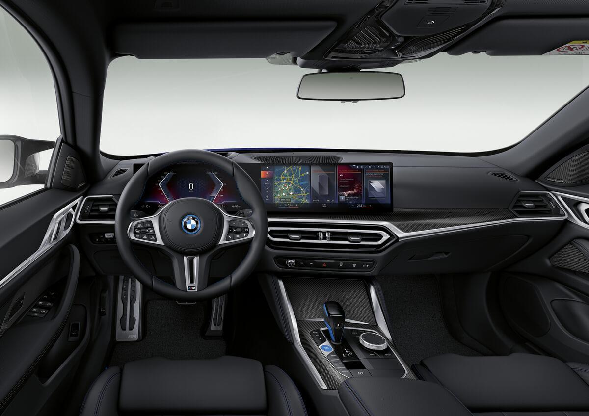 BMW i4 M50 G26 Interior