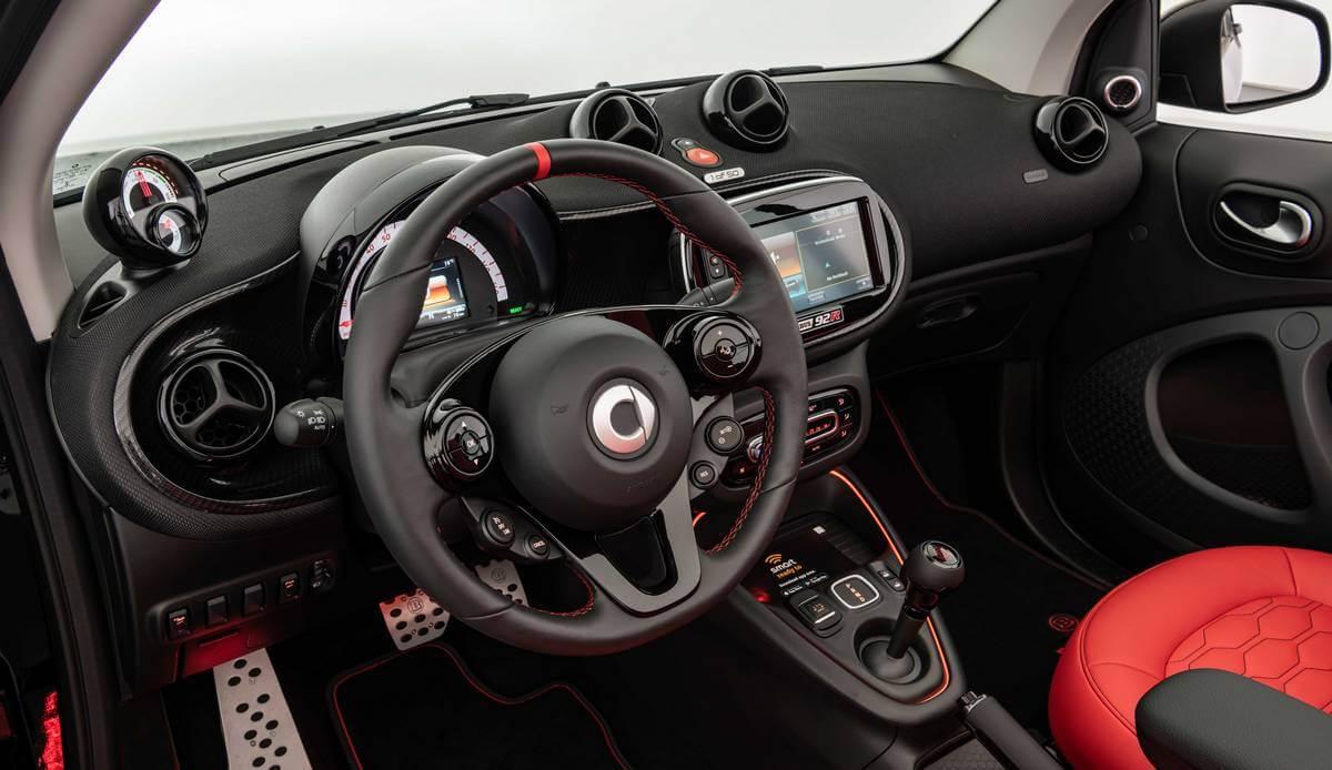 Brabus 92R A453 Interior