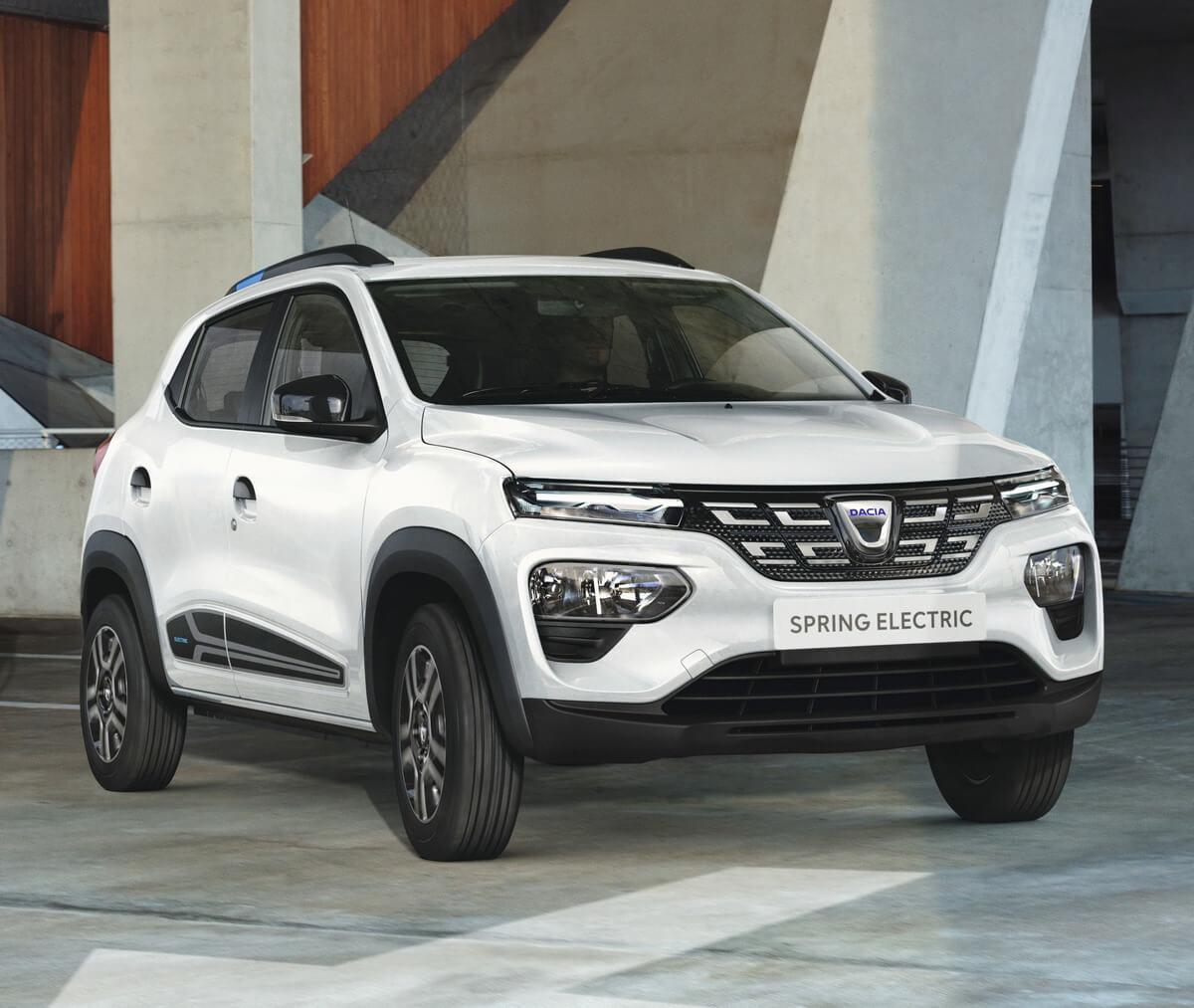 Dacia Spring Electric Cargo