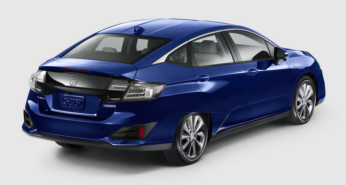 Honda Clarity Electric 25.5kwh rear 2017 2018 2019 2020