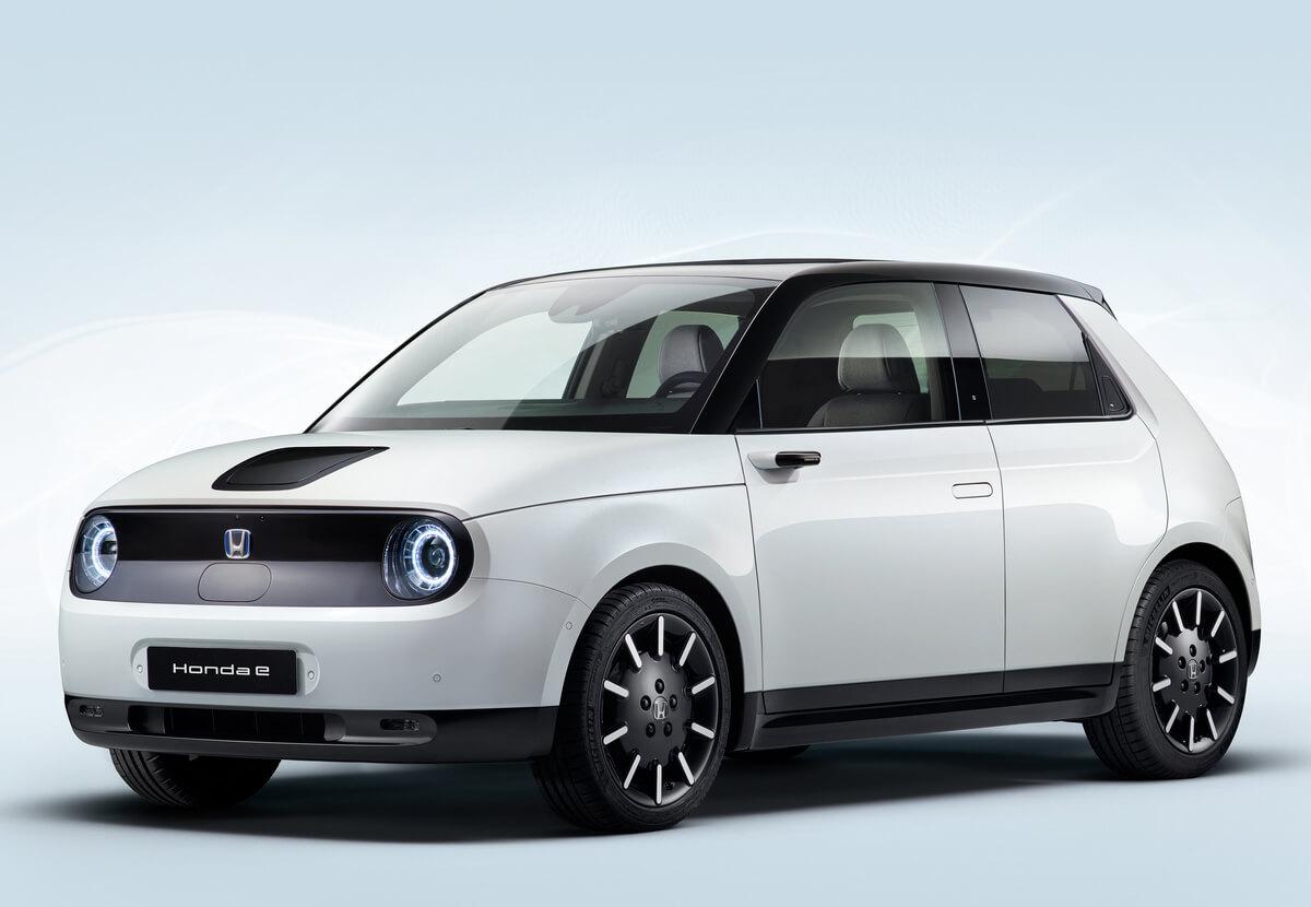 Honda e 2020 2021 2022