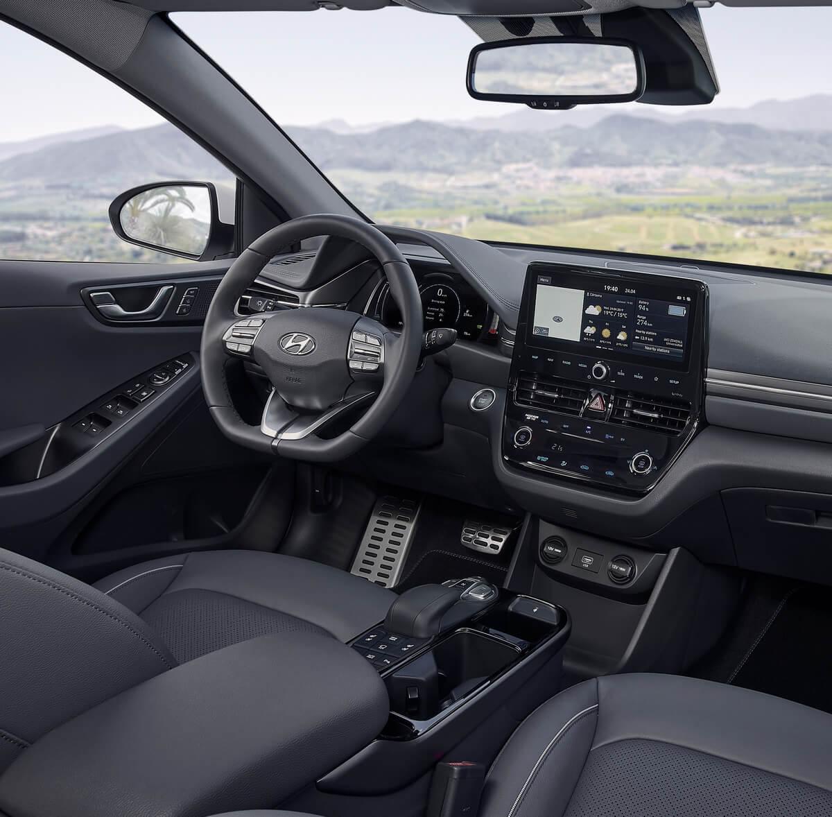 Hyundai IONIQ electric Interior
