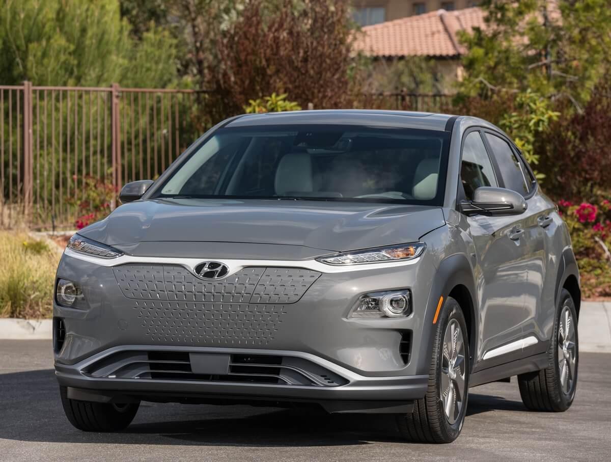 Hyundai Kona Electric 2018 2019 2020 2021