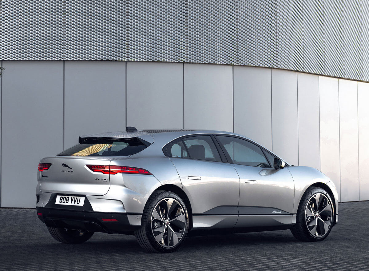 Jaguar I-Pace Black Pack Rear