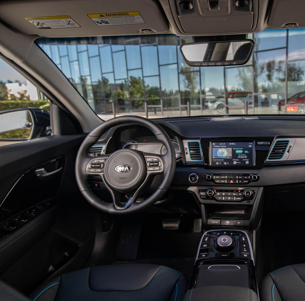 Kia Niro EV Interior