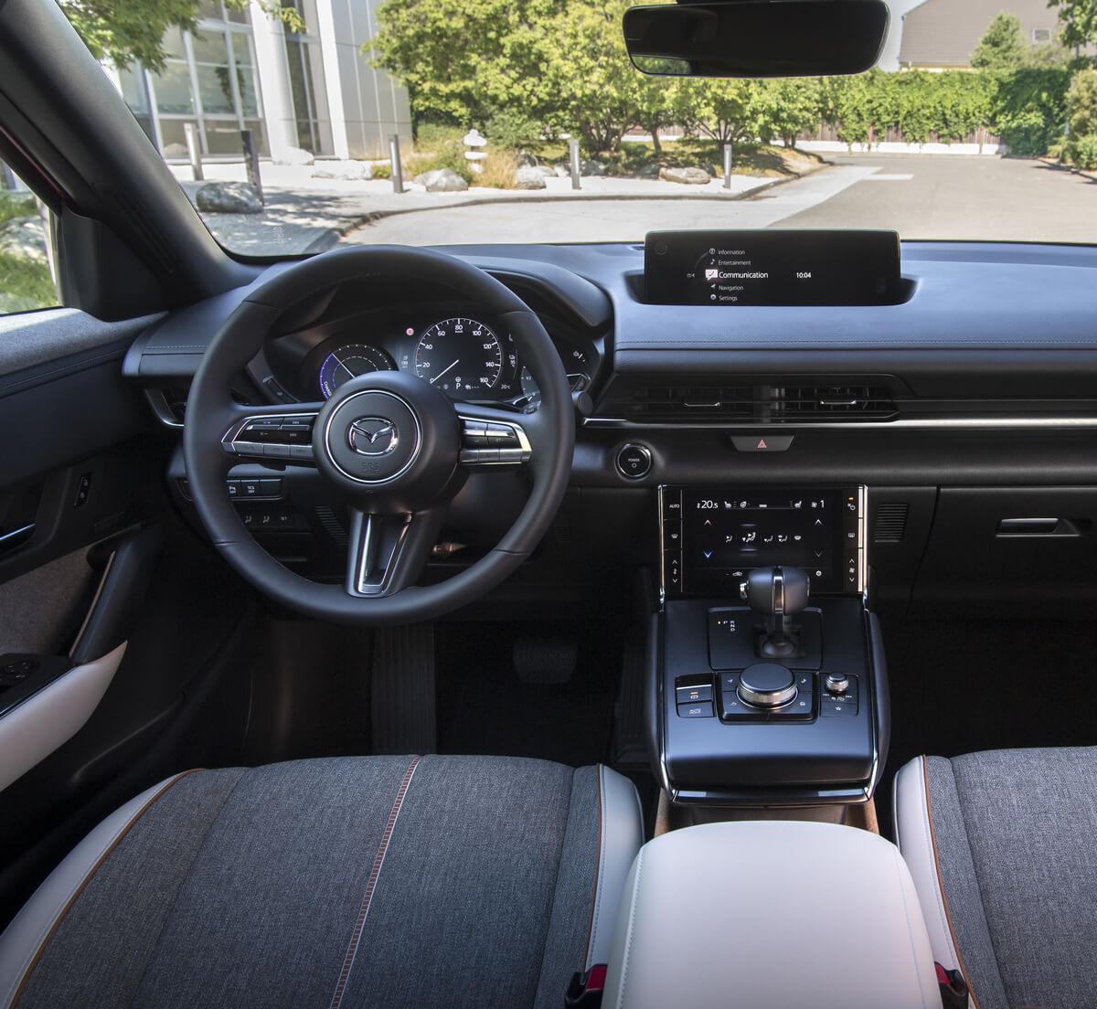 Mazda MX-30 EV Interior