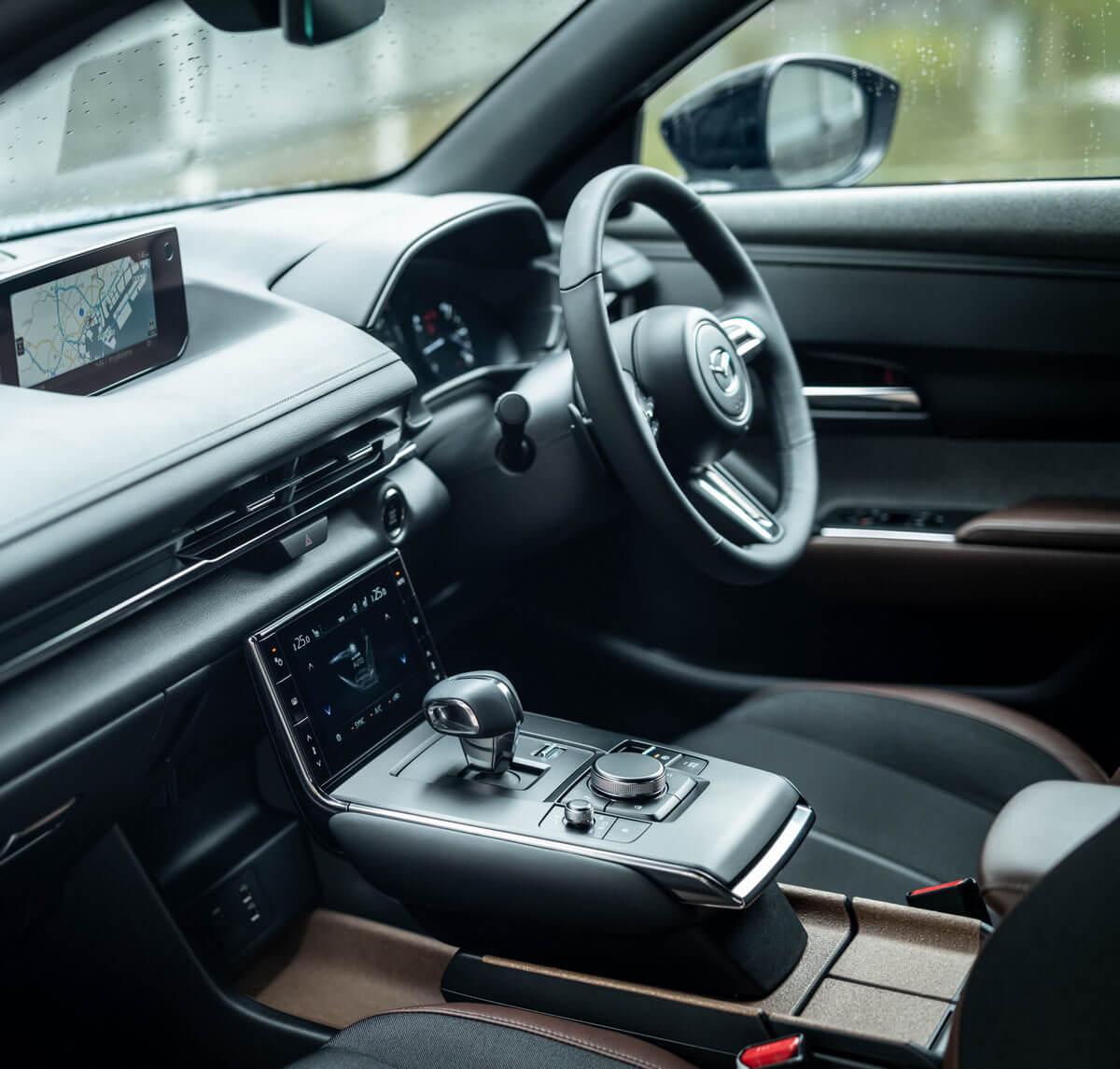 Mazda MX-30 EV Interior United Kingdom
