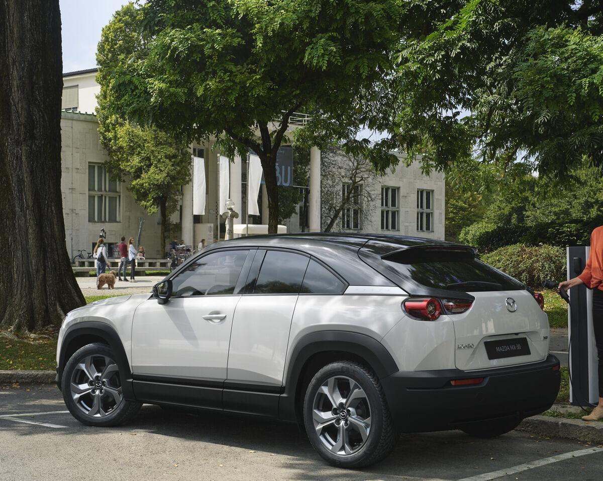 Mazda MX-30 EV Rear