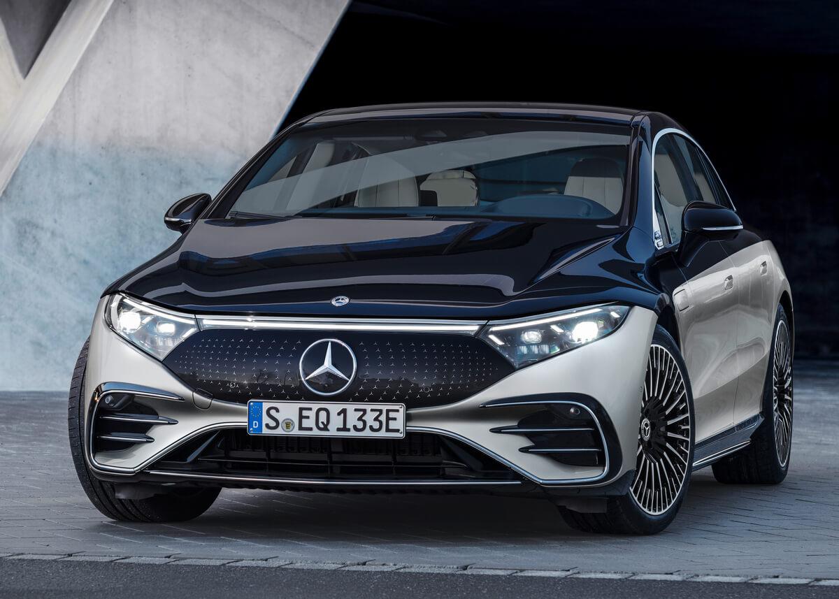 Mercedes-Benz EQS 580 4MATIC AMG Line