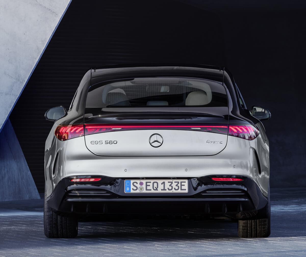 Mercedes-Benz EQS 580 4MATIC AMG Line Rear
