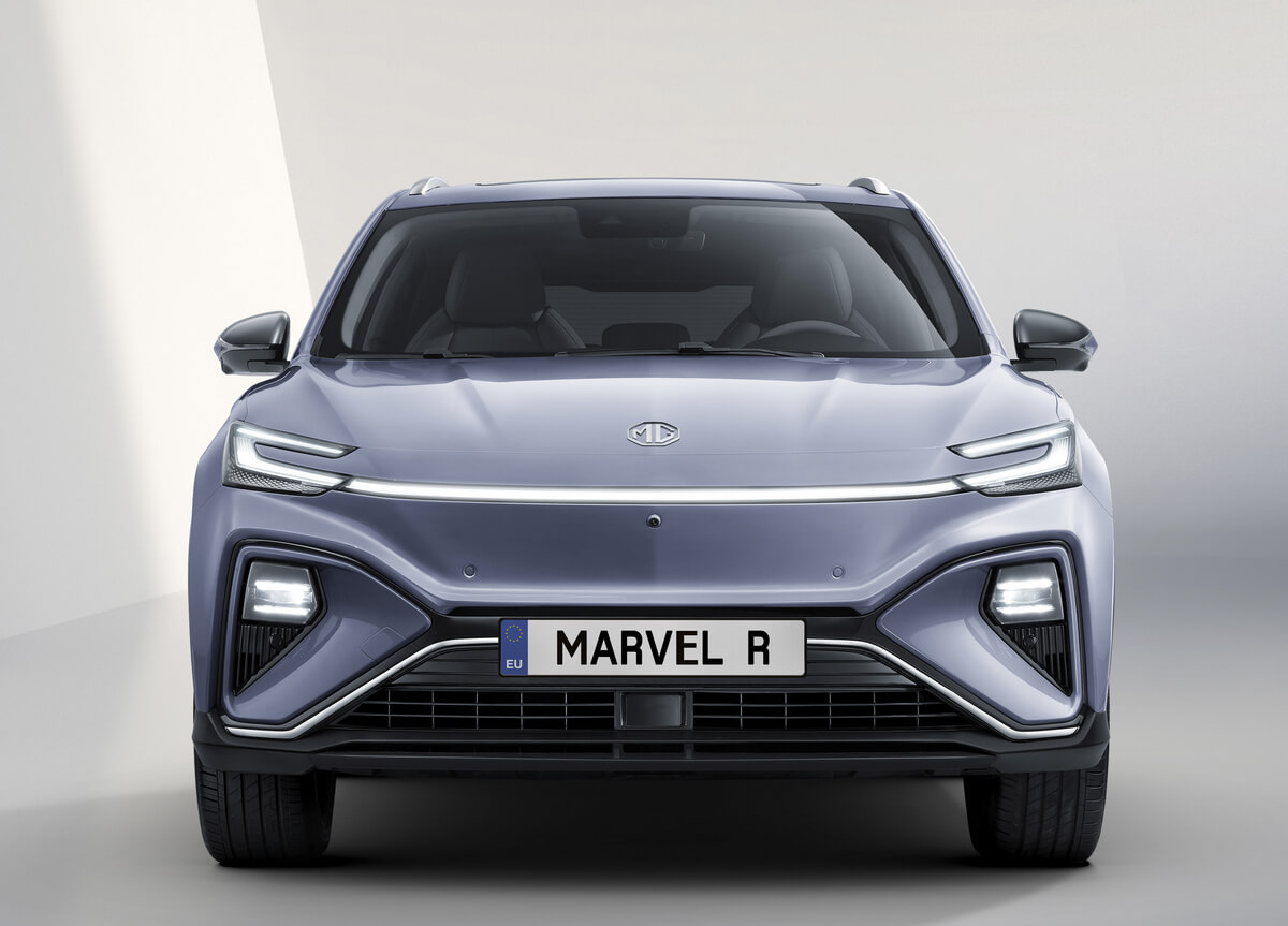 MG Marvel R Performance