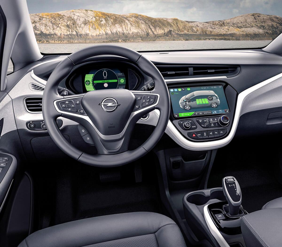 Opel Ampera-e Interior