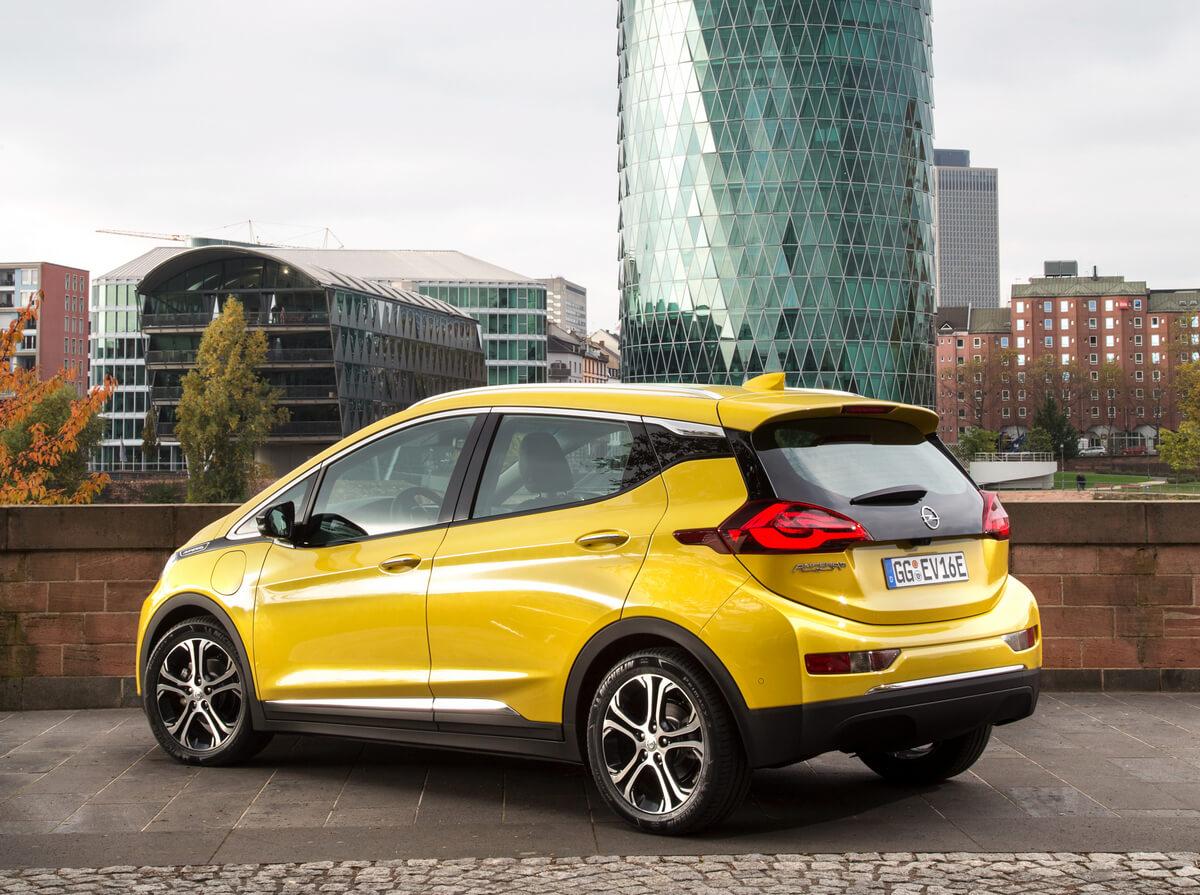 Opel Ampera-e Rear