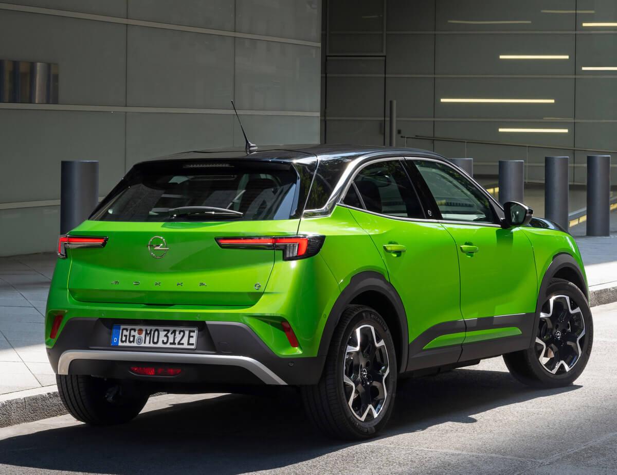 Opel Mokka-e Rear