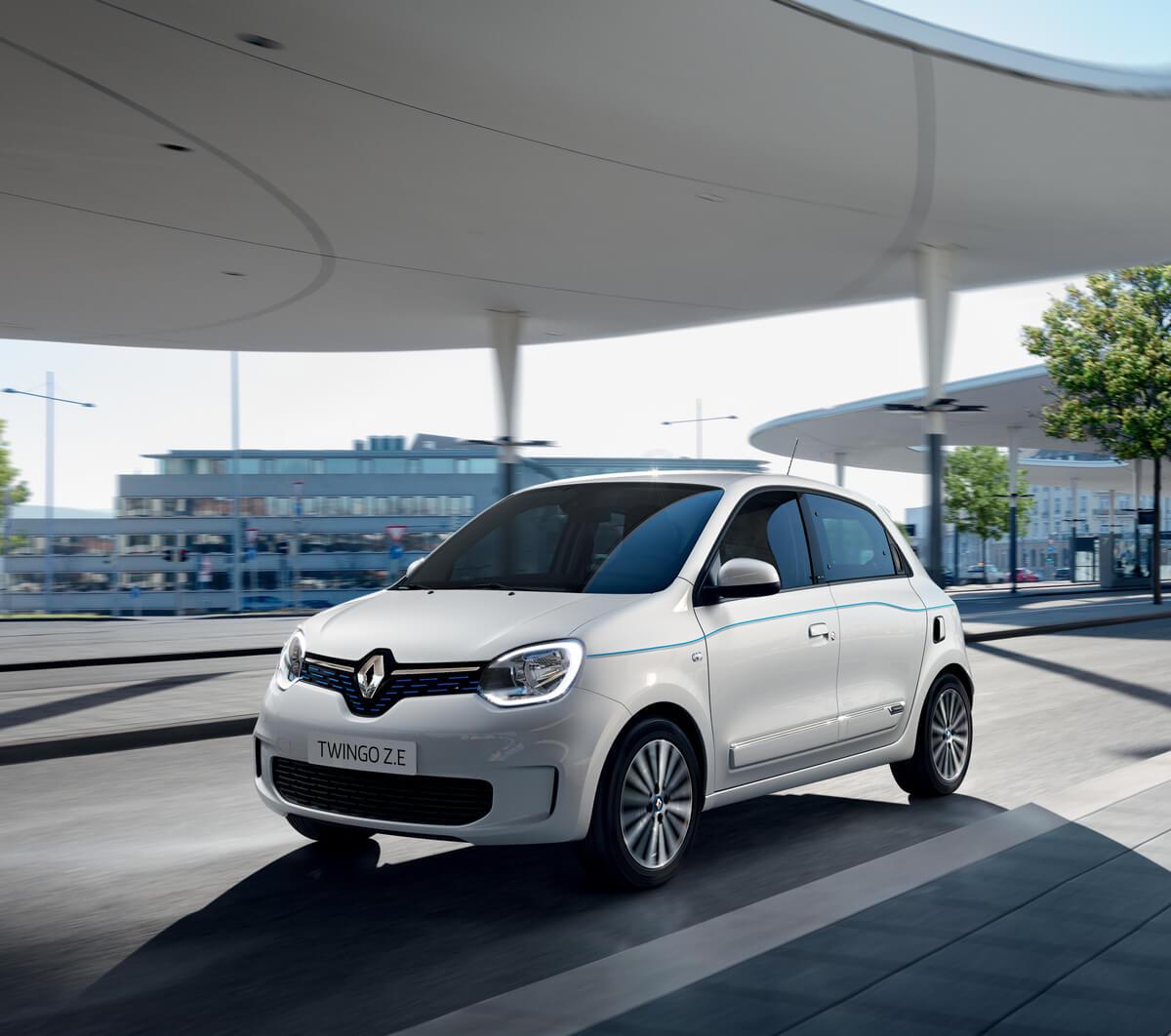 Renault Twingo ZE 22 kWh