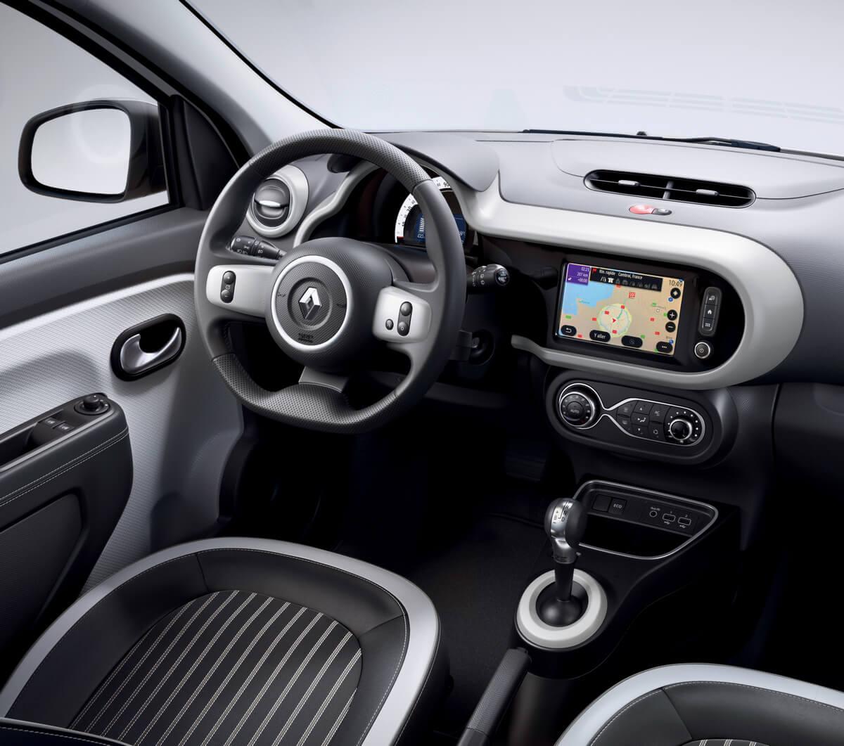 Renault Twingo ZE 22 kWh Interior