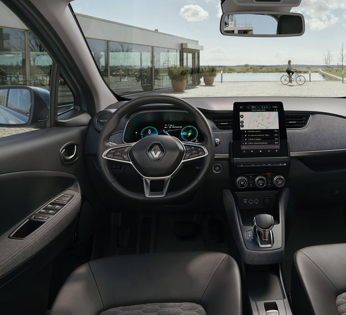 Renault Zoe ZE Interior
