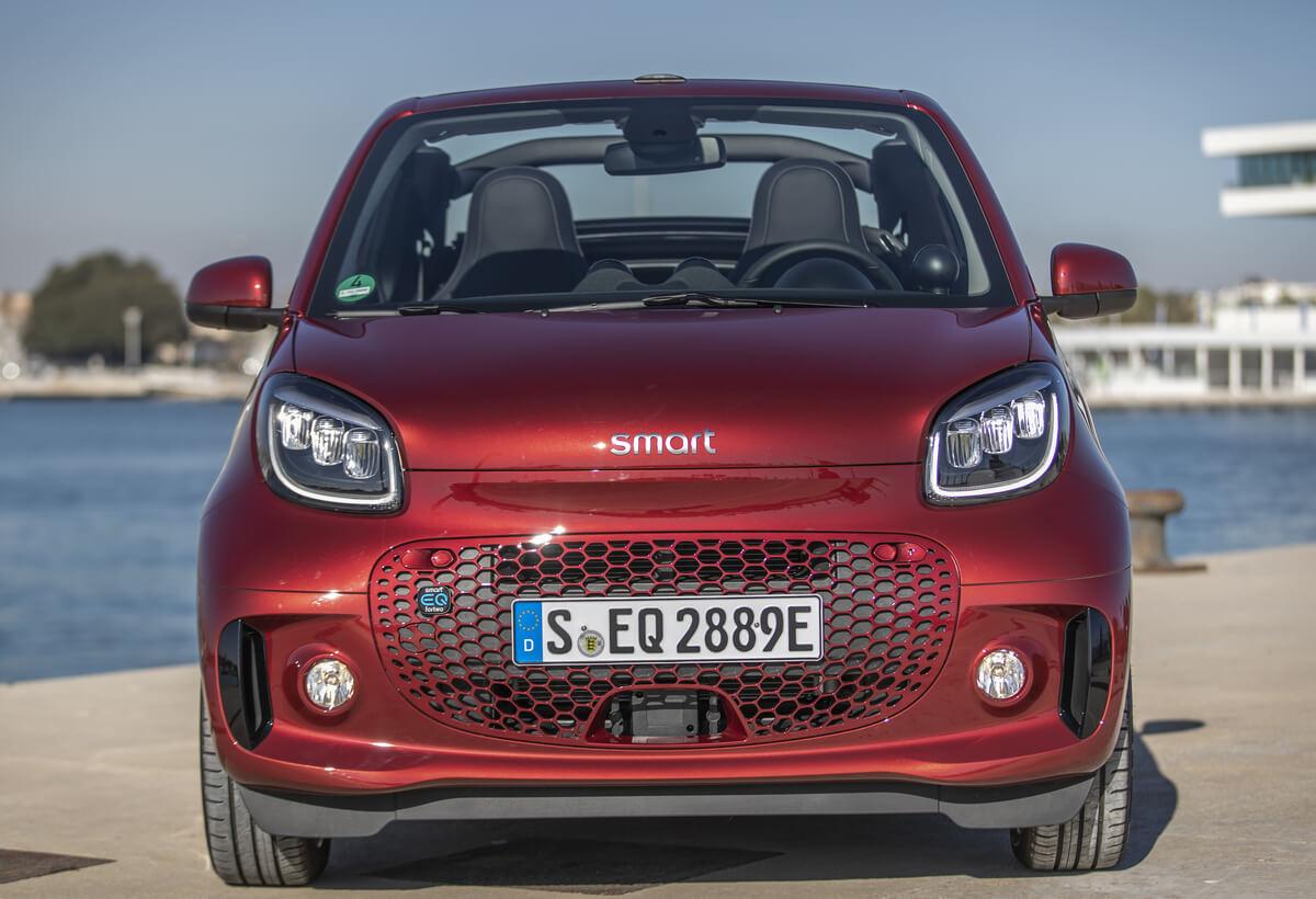 Smart EQ fortwo cabrio A453