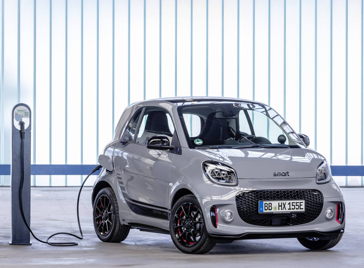 Smart EQ fortwo Edition One coupe C453