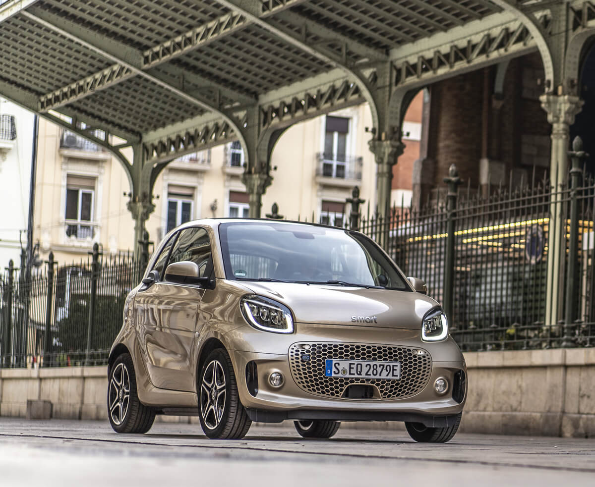 Smart EQ fortwo pulse coupe C453