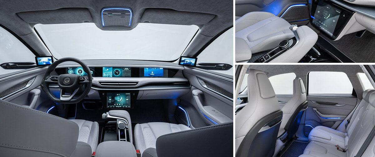 TOGG SUV Interior