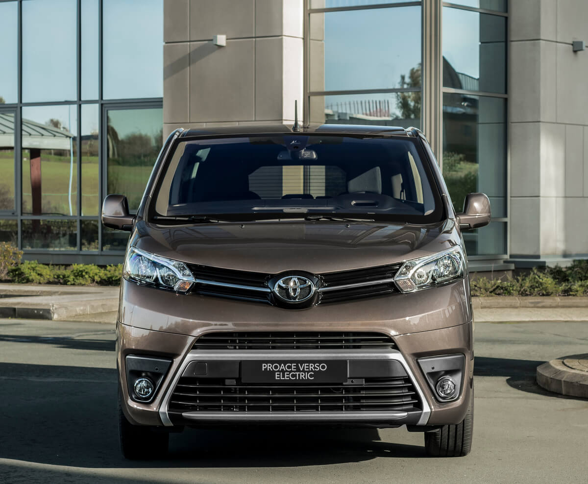 Toyota ProAce Verso Electric