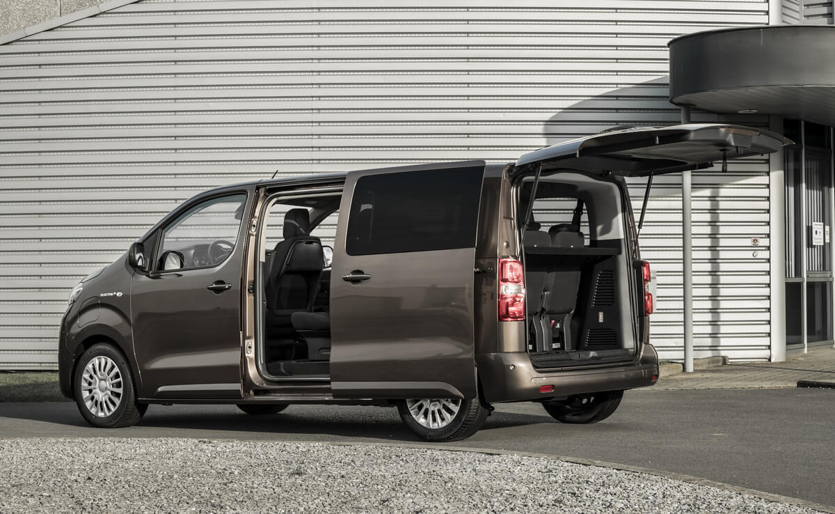 Toyota ProAce Verso Electric Rear