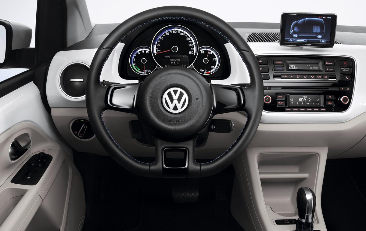 Volkswagen e-Up 2013 2014 2015 Interior