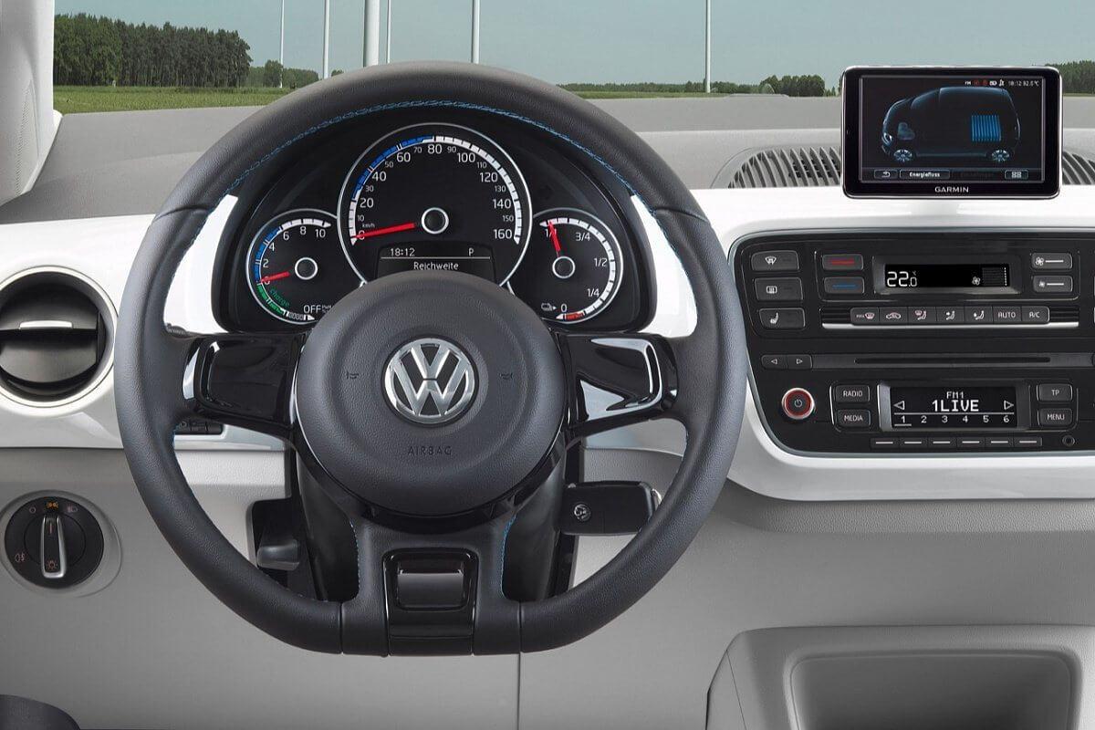 Volkswagen e-Up 2016 2017 2018 2019 Interior
