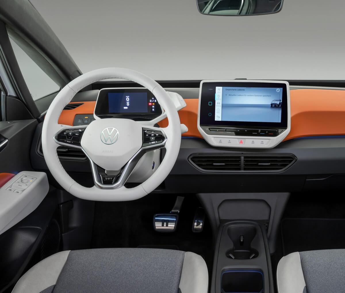 Volkswagen ID.3 Pro Interior
