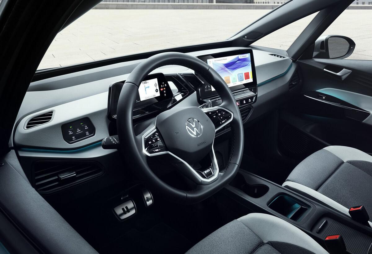 Volkswagen ID.3 Pro Performance Interior