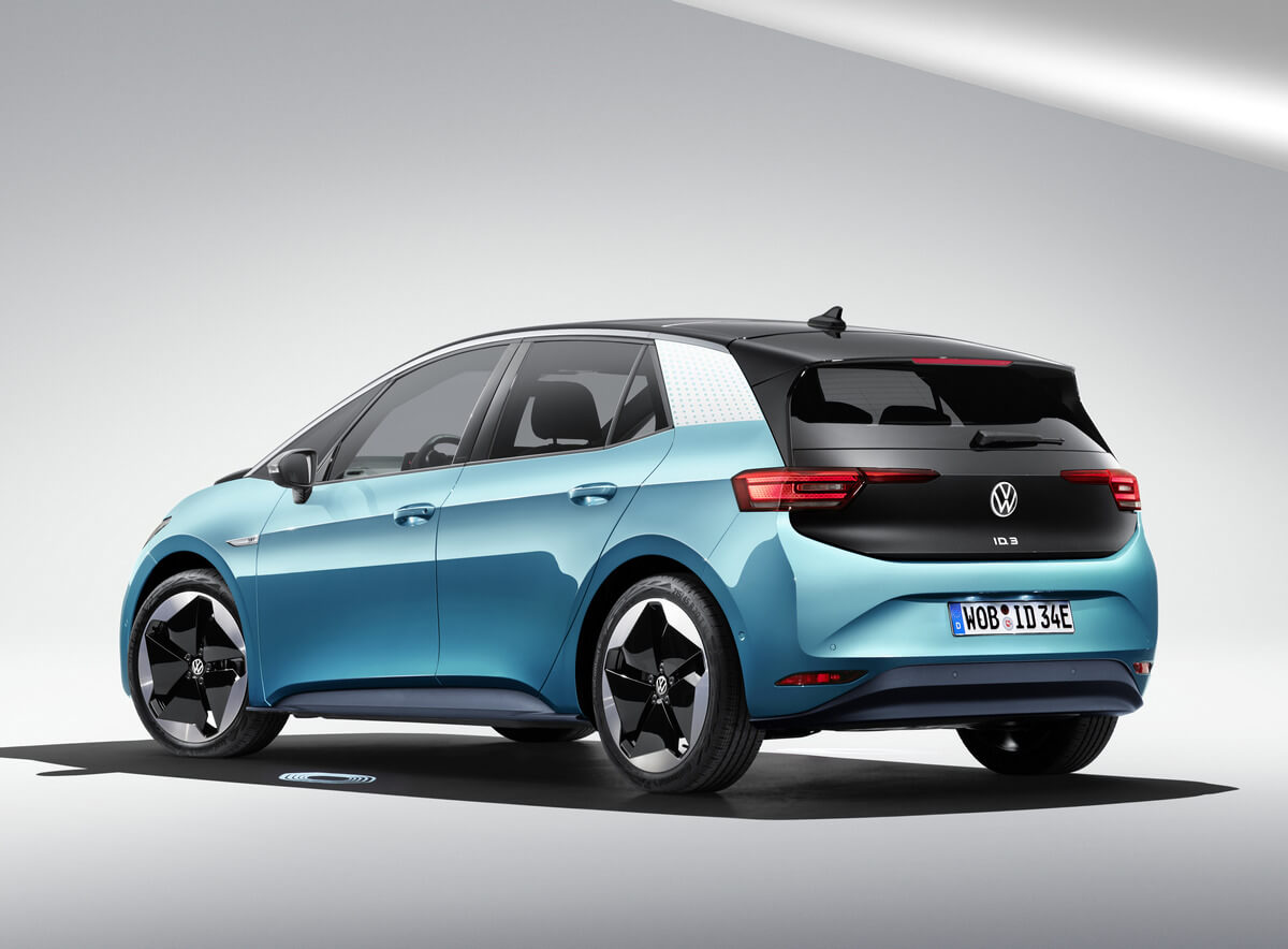 Volkswagen ID.3 Pro Performance Rear