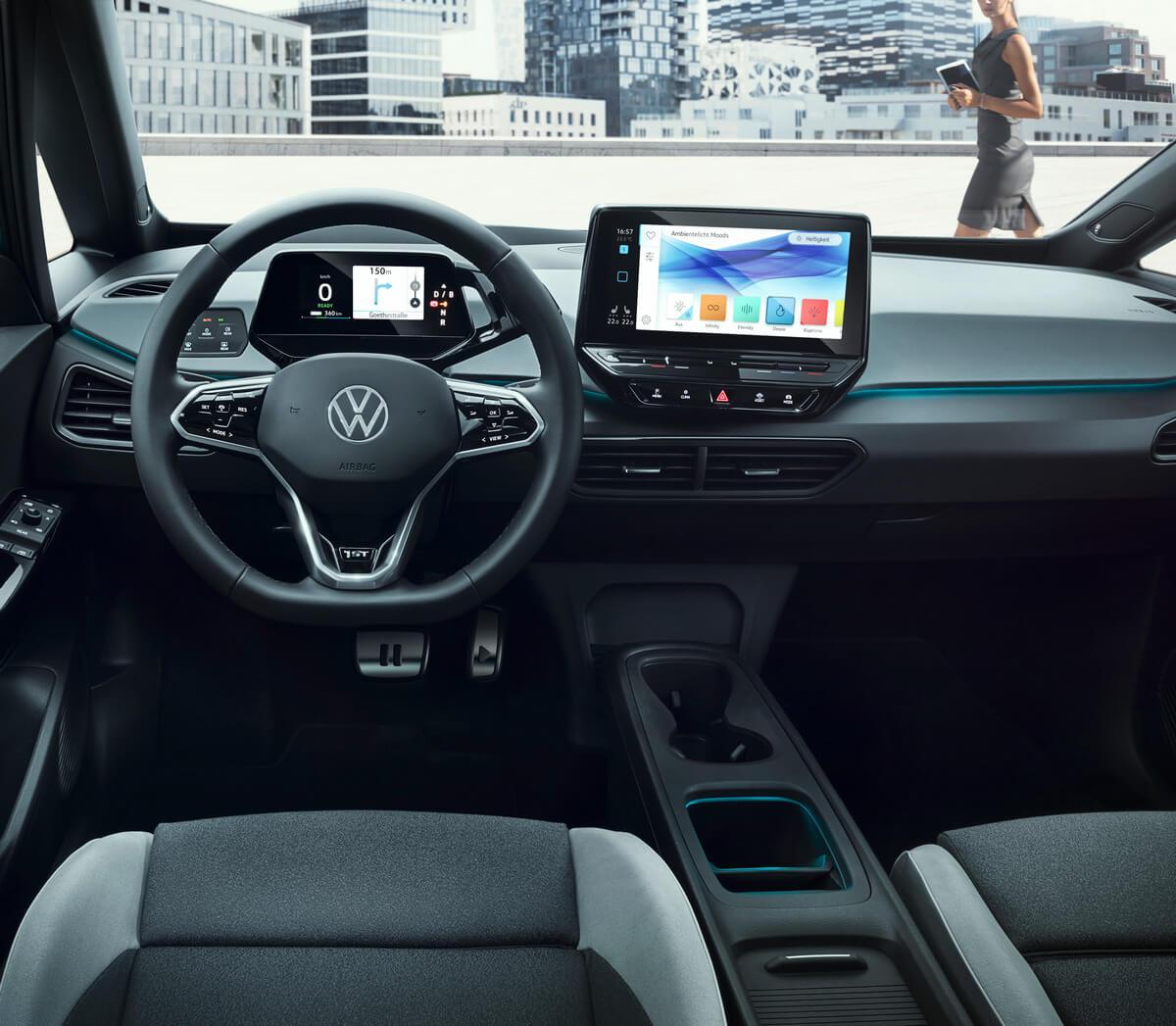 Volkswagen ID.3 Pro S Interior