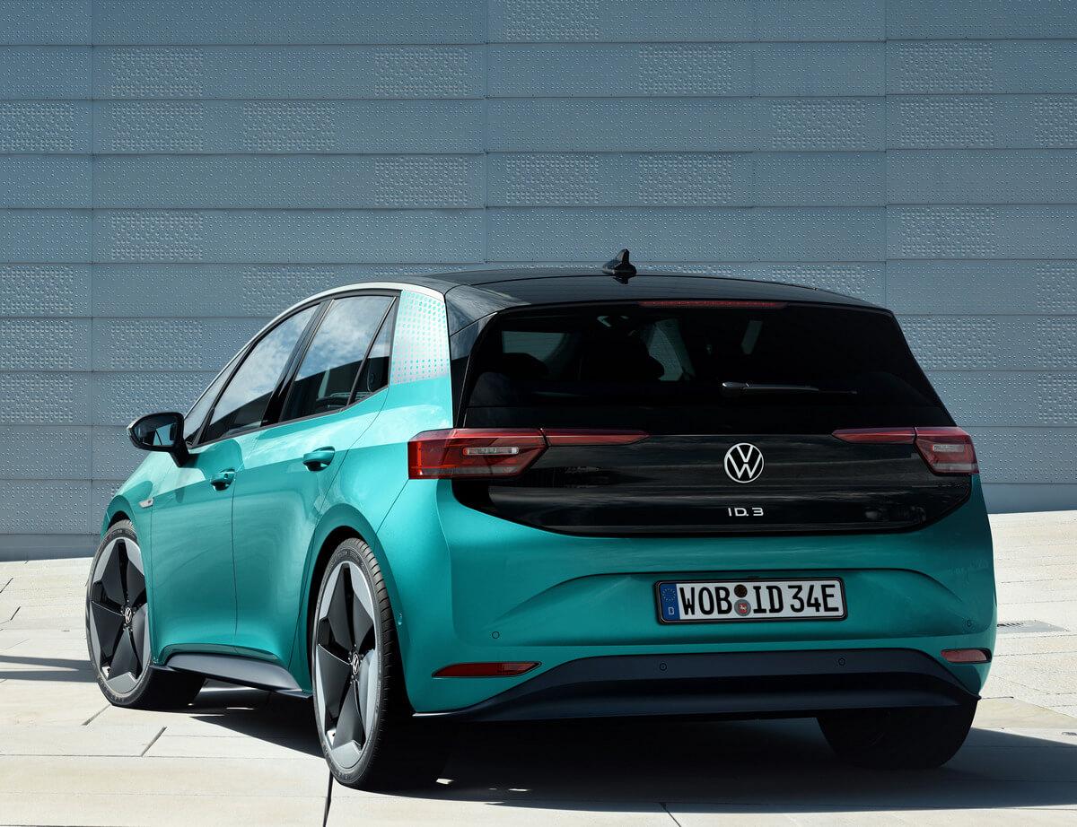 Volkswagen ID.3 Pro S Rear