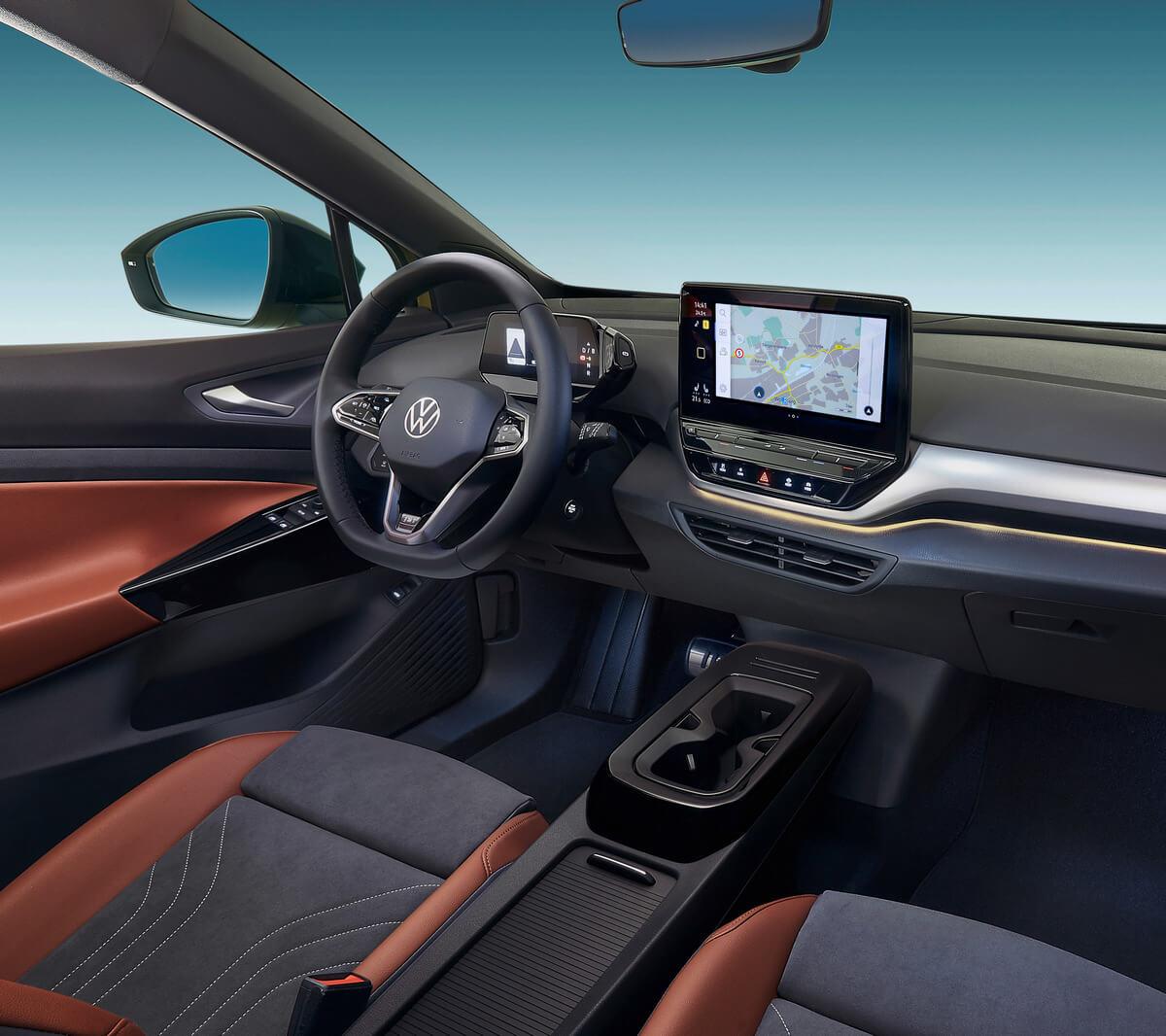 Volkswagen ID.4 Pro Performance Interior