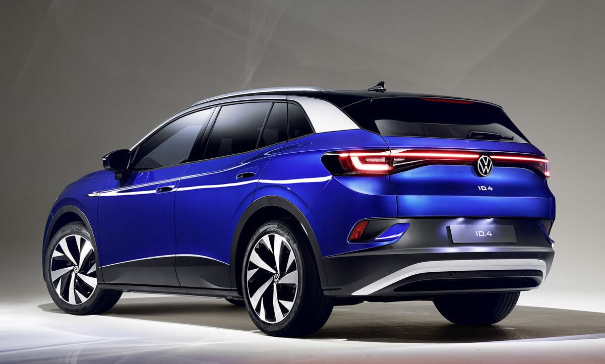 Volkswagen ID.4 Pro Performance Rear