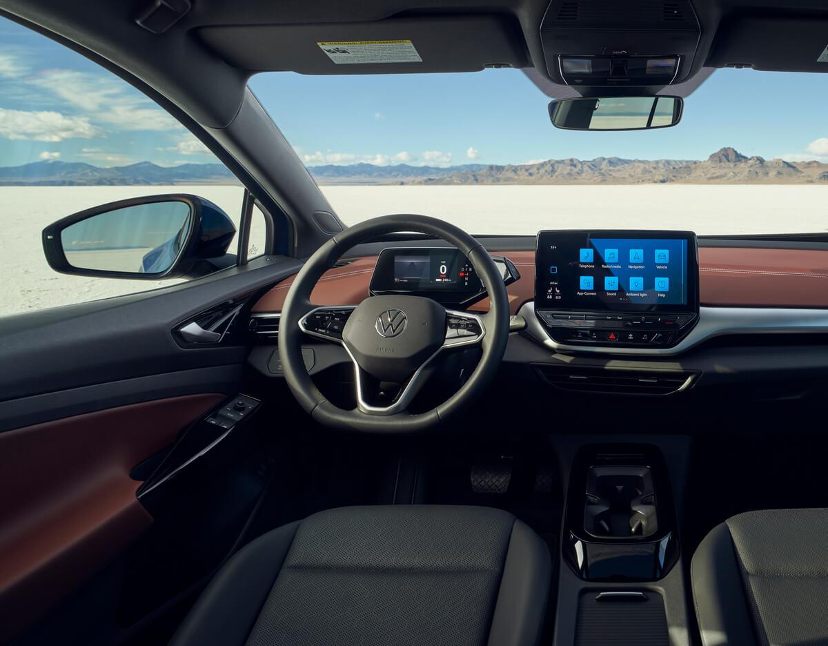 Volkswagen ID.4 Pro S Interior
