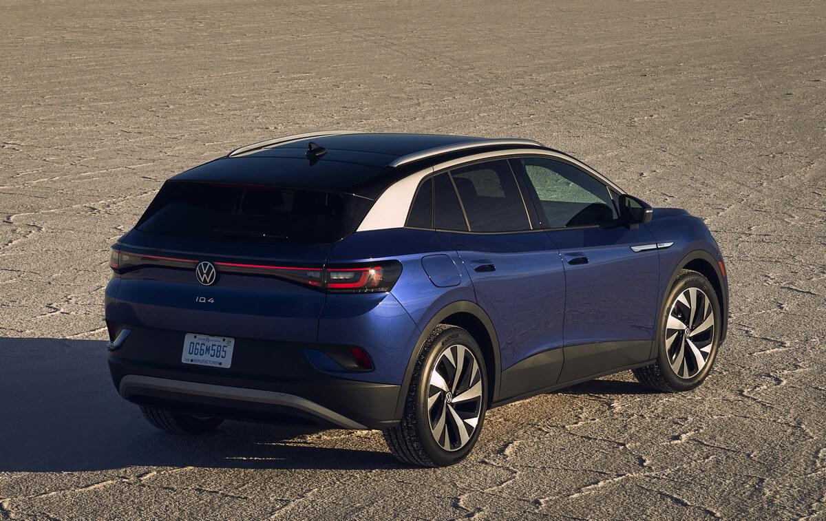 Volkswagen ID.4 Pro S Rear
