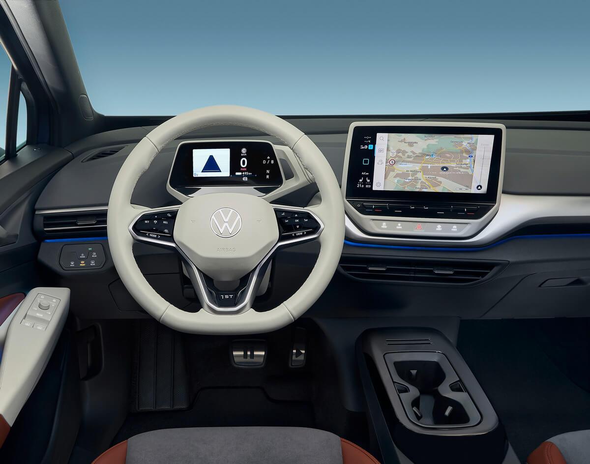 Volkswagen ID.4 Pure Interior