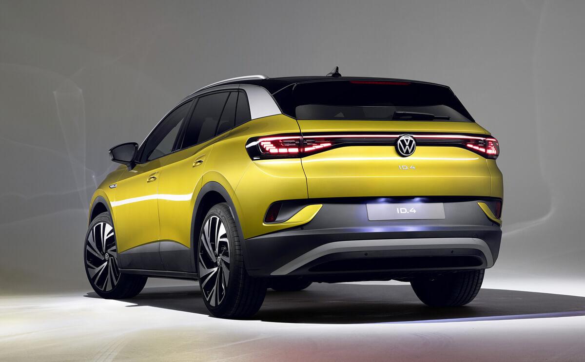 Volkswagen ID.4 Pure Rear