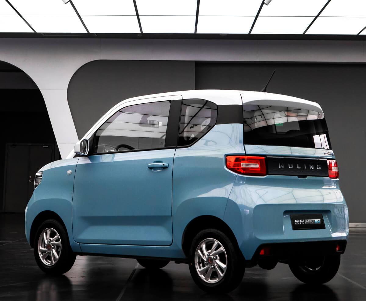 Wuling Hong Guang Mini EV 13.9 kWh